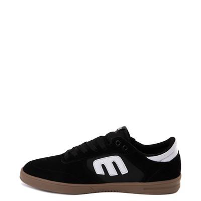 Alternate view of Mens etnies Windrow Skate Shoe - Black