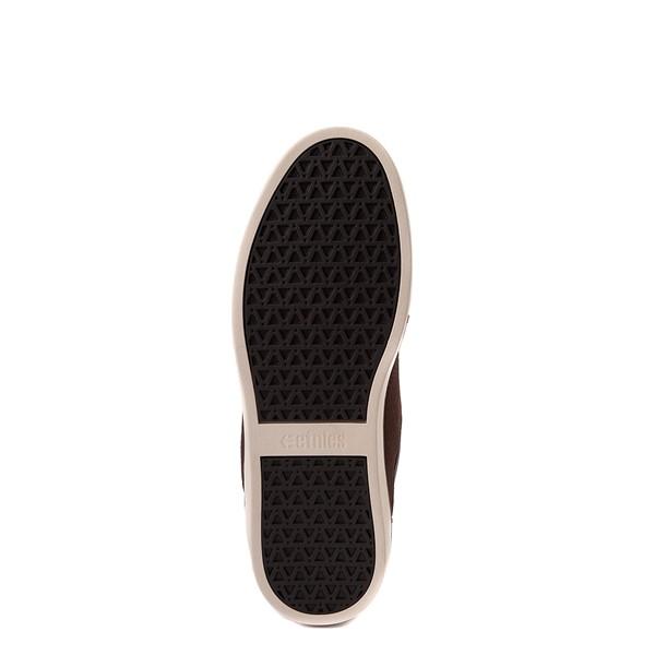alternate view Mens etnies Jefferson Mid Skate Shoe - GrayALT3