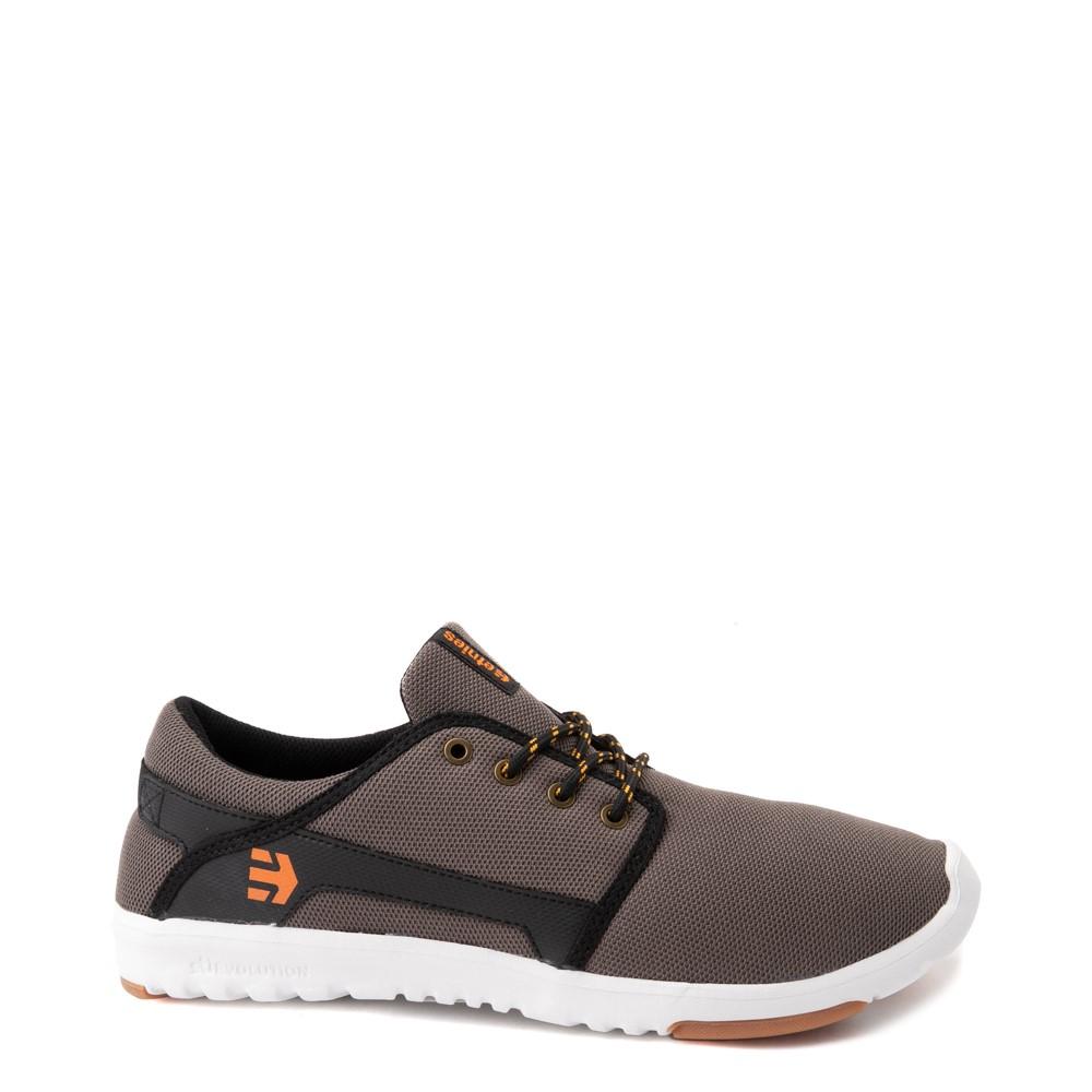 Mens etnies Scout Skate Shoe - Dark Gray