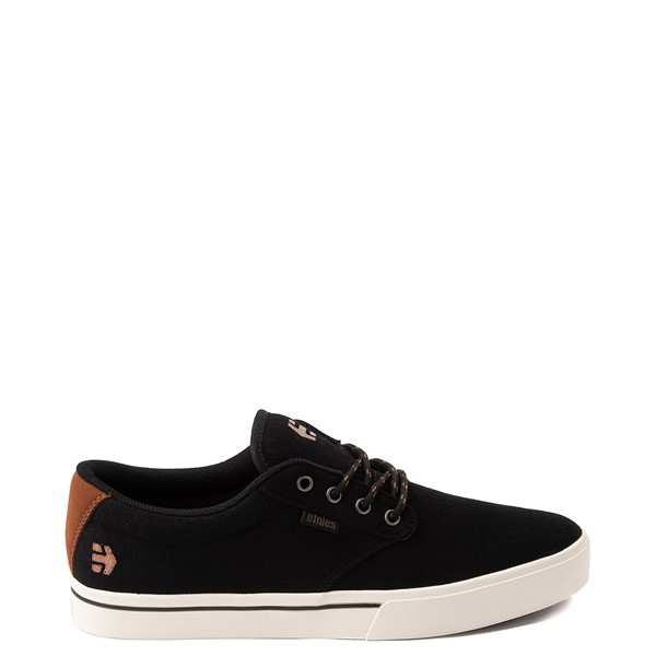 Mens etnies Jameson 2 Eco Skate Shoe - Black
