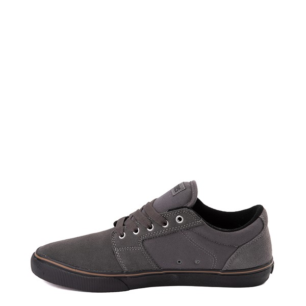 alternate view Mens etnies Barge LS Skate Shoe - Dark GrayALT1