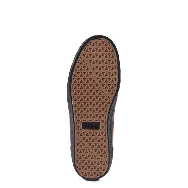 alternate view Mens etnies Barge LS Skate Shoe - Dark GrayALT3
