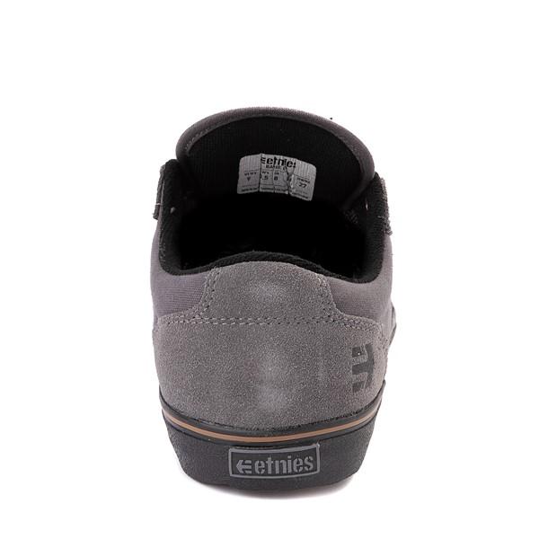 alternate view Mens etnies Barge LS Skate Shoe - Dark GrayALT4