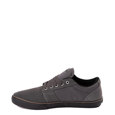 Alternate view of Mens etnies Barge LS Skate Shoe - Dark Gray