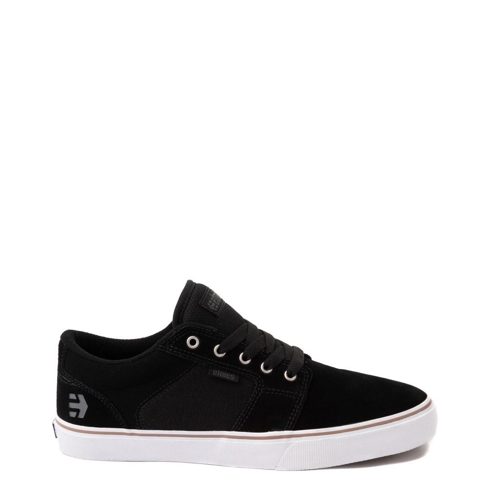 Mens etnies Barge LS Skate Shoe - Black
