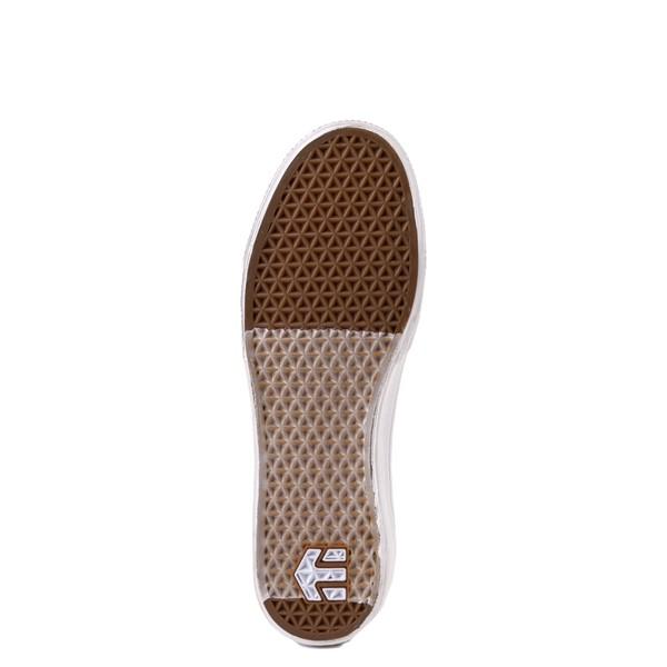 alternate view Mens etnies Calli Vulc Skate Shoe - WhiteALT3