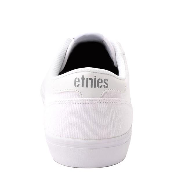 alternate view Mens etnies Calli Vulc Skate Shoe - WhiteALT4