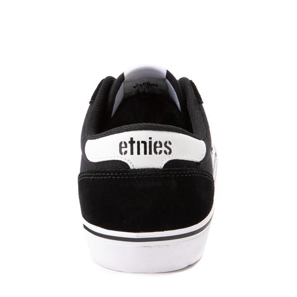 alternate view Mens etnies Calli Vulc Skate Shoe - BlackALT4