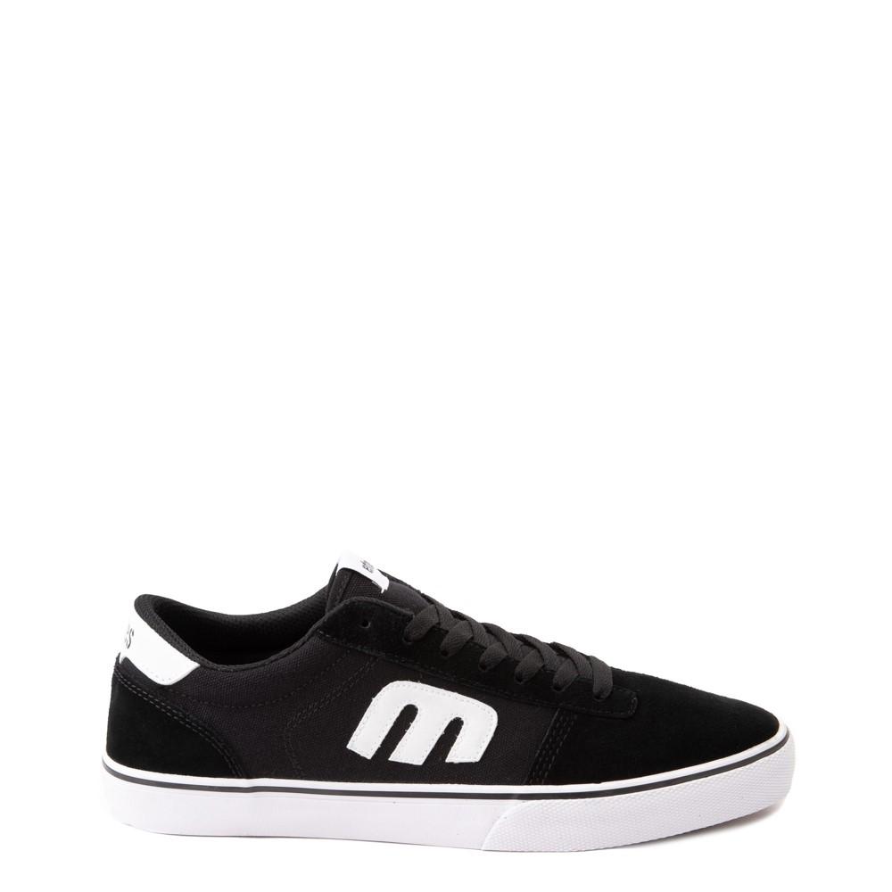 Mens etnies Calli Vulc Skate Shoe - Black