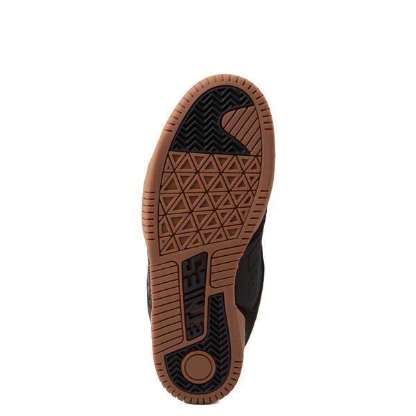 alternate view Mens etnies Faze Skate Shoe - Black / CamoALT3