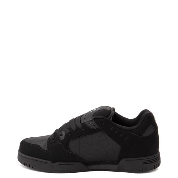 alternate view Mens etnies Faze Skate Shoe - BlackALT1