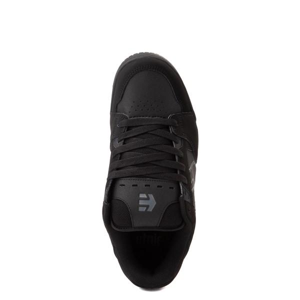 alternate view Mens etnies Faze Skate Shoe - BlackALT2