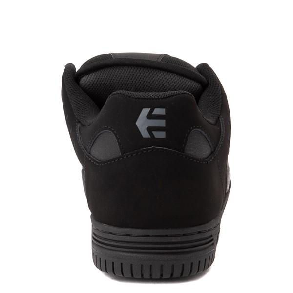 alternate view Mens etnies Faze Skate Shoe - BlackALT4