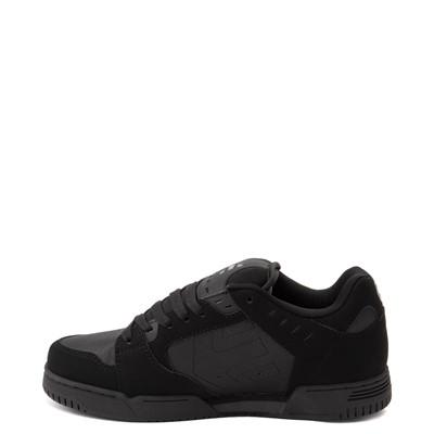 Alternate view of Mens etnies Faze Skate Shoe - Black