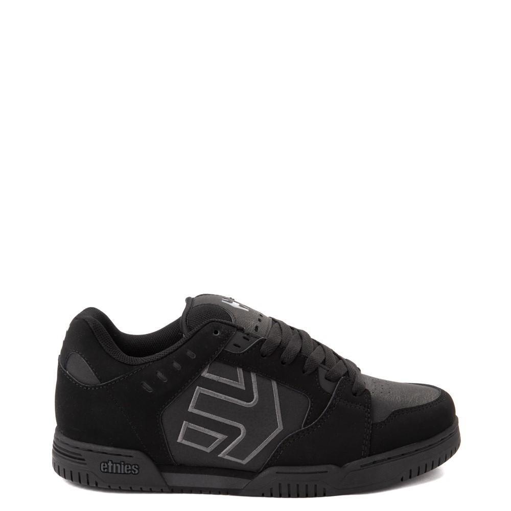 Mens etnies Faze Skate Shoe - Black
