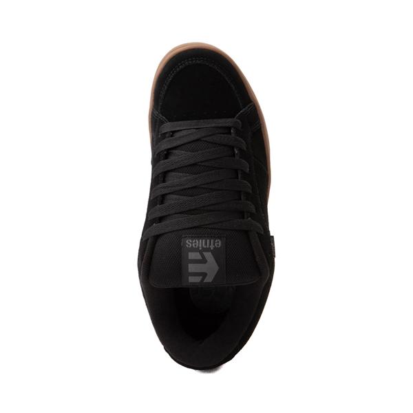 alternate view Mens etnies Kingpin Skate Shoe - Gray / GumALT2