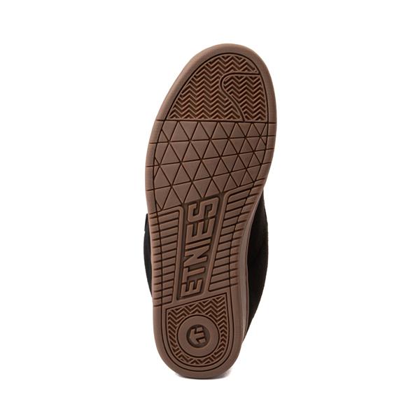 alternate view Mens etnies Kingpin Skate Shoe - Gray / GumALT3