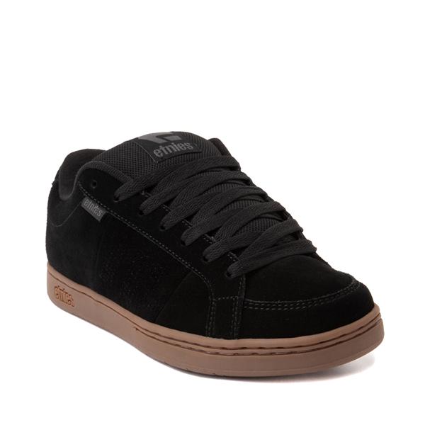 alternate view Mens etnies Kingpin Skate Shoe - Gray / GumALT5