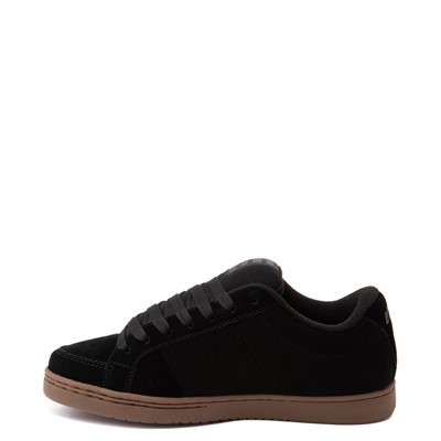Alternate view of Mens etnies Kingpin Skate Shoe - Gray / Gum
