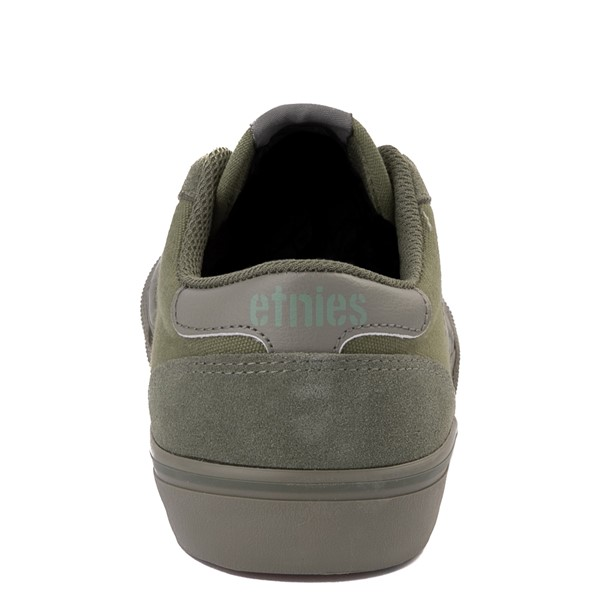 alternate view Womens etnies Calli Vulc Skate Shoe - GreenALT4