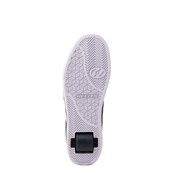 alternate view Mens Heelys x Tommy Hilfiger Pro 20 Skate Shoe - NavyALT3