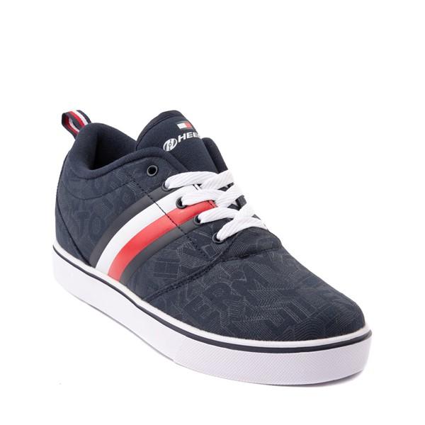 alternate view Mens Heelys x Tommy Hilfiger Pro 20 Skate Shoe - NavyALT5