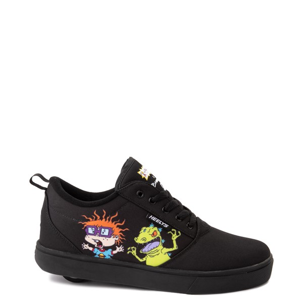 Main view of Mens Heelys x Rugrats Pro 20 Skate Shoe - Black