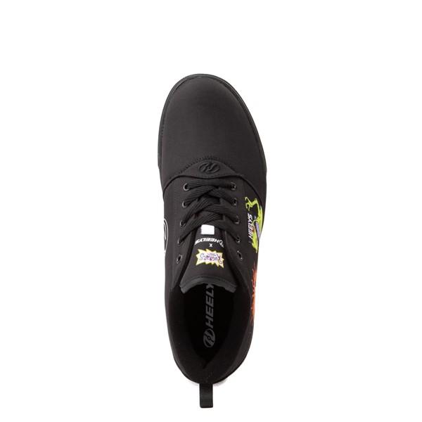 alternate view Mens Heelys x Rugrats Pro 20 Skate Shoe - BlackALT2