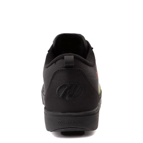 alternate view Mens Heelys x Rugrats Pro 20 Skate Shoe - BlackALT4