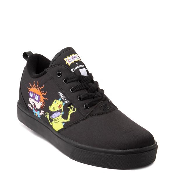alternate view Mens Heelys x Rugrats Pro 20 Skate Shoe - BlackALT5