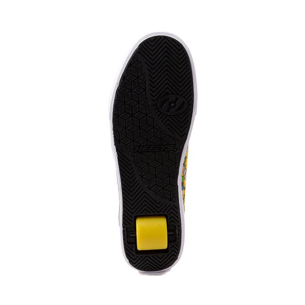 alternate view Mens Heelys x The Simpsons Pro 20 Skate Shoe - BlackALT3
