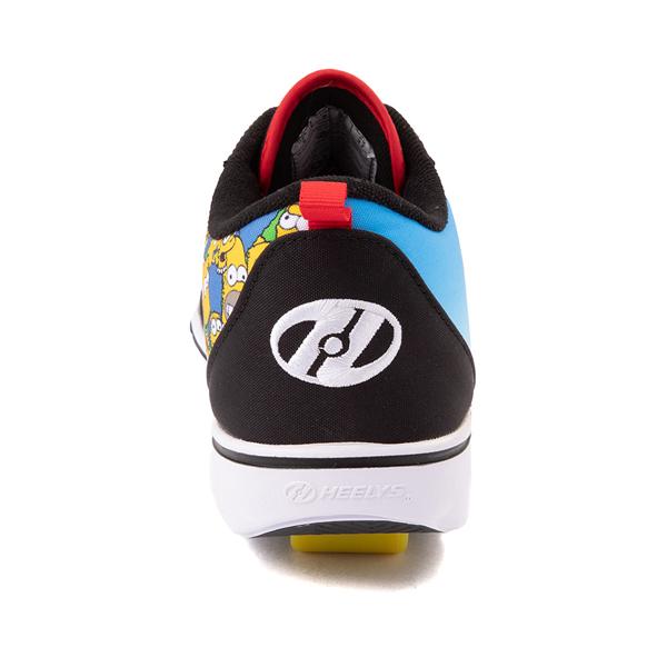 alternate view Mens Heelys x The Simpsons Pro 20 Skate Shoe - BlackALT4