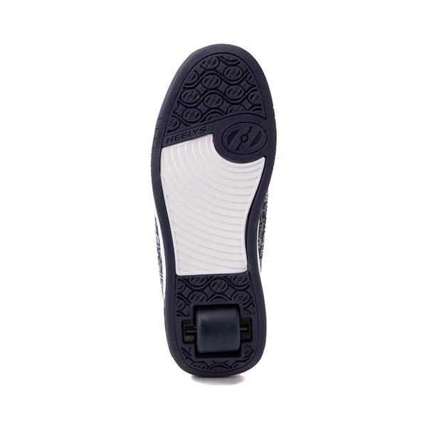 alternate view Mens Heelys x The Simpsons Split Skate Shoe - NavyALT3