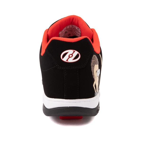 alternate view Mens Heelys x Beavis and Butt-Head Split Skate Shoe - BlackALT4