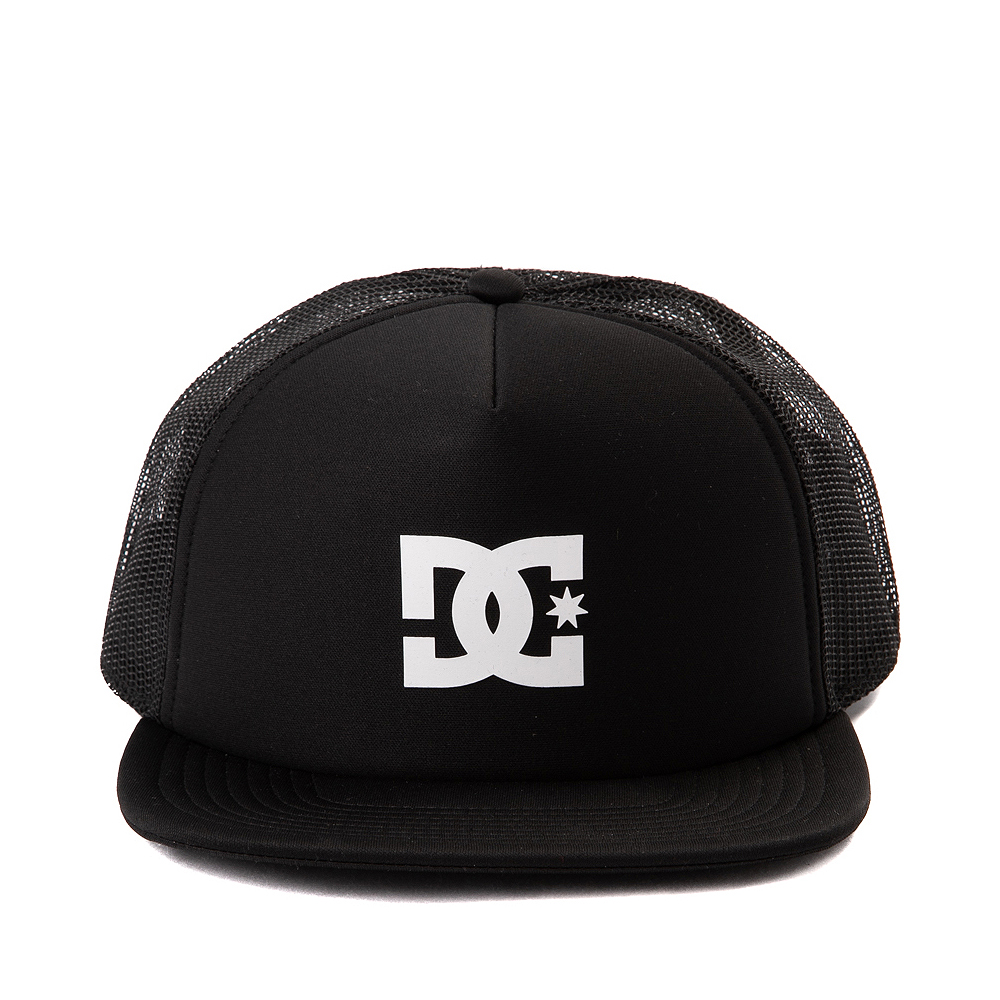 DC Gas Station Trucker Hat - Black