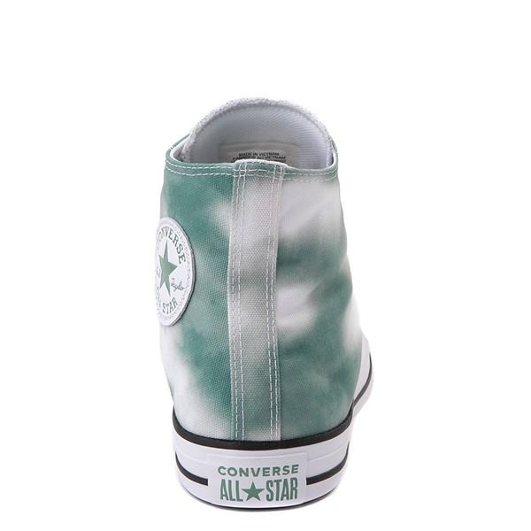 alternate view Womens Converse Chuck Taylor All Star Hi Muted Cloud-Wash Sneaker - Cool SageALT4