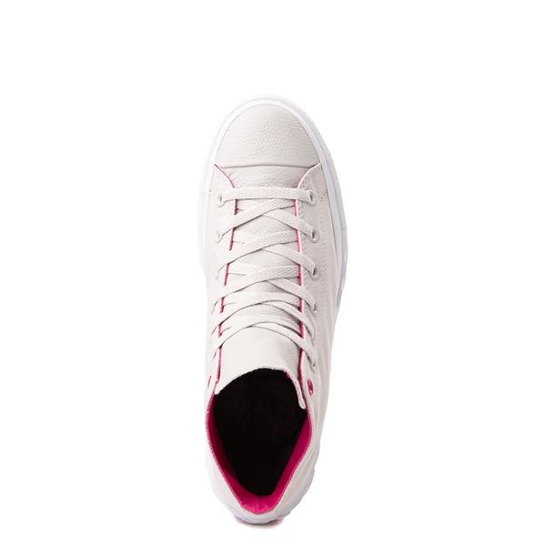 alternate view Womens Converse Chuck Taylor All Star Surface Fusion Platform 2X Sneaker - Pale PuttyALT2