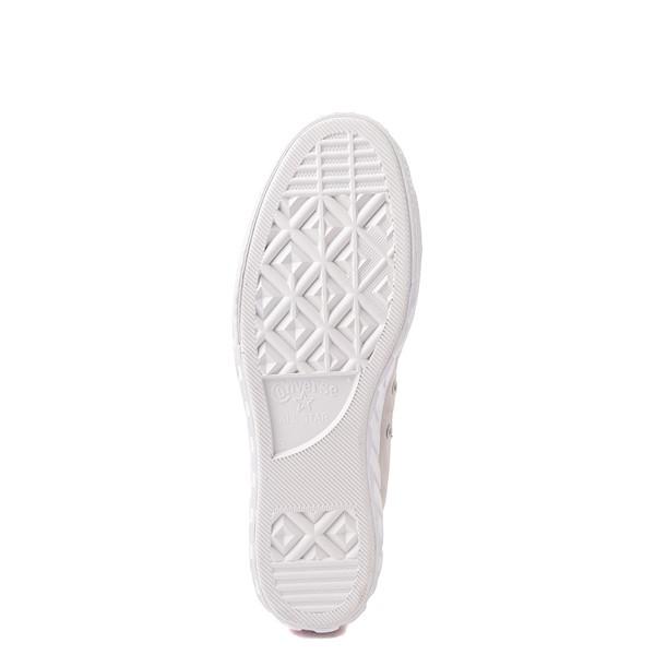 alternate view Womens Converse Chuck Taylor All Star Surface Fusion Platform 2X Sneaker - Pale PuttyALT3