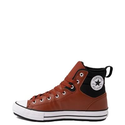 Alternate view of Converse Chuck Taylor All Star Berkshire Hi Boot - Cedar Bark / Black