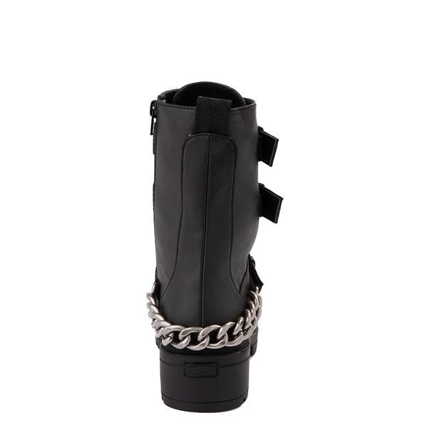 alternate view Womens Rocket Dog Icon Biker Boot - BlackALT4