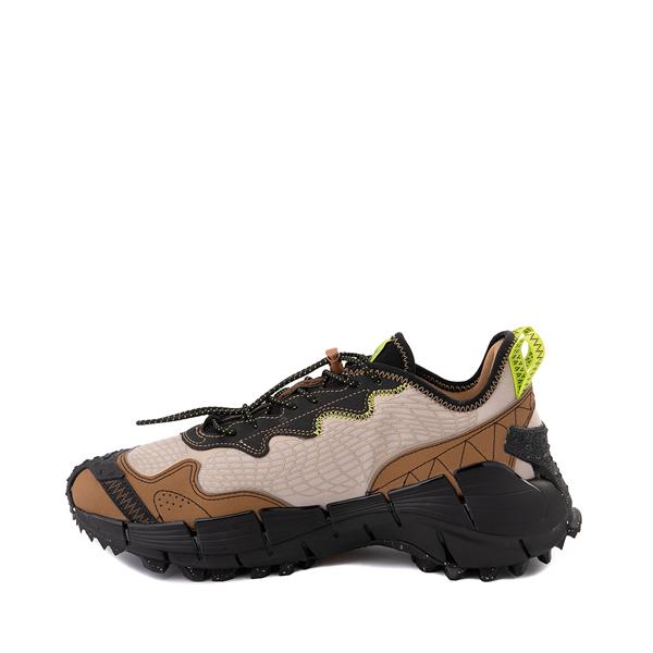 alternate view Mens Reebok Zig Kinetica II Edge Athletic Shoe - Modern Beige / SepiaALT1