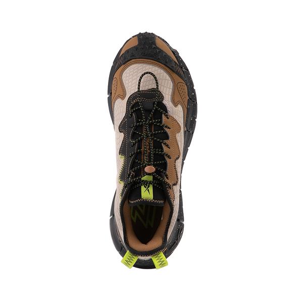 alternate view Mens Reebok Zig Kinetica II Edge Athletic Shoe - Modern Beige / SepiaALT2