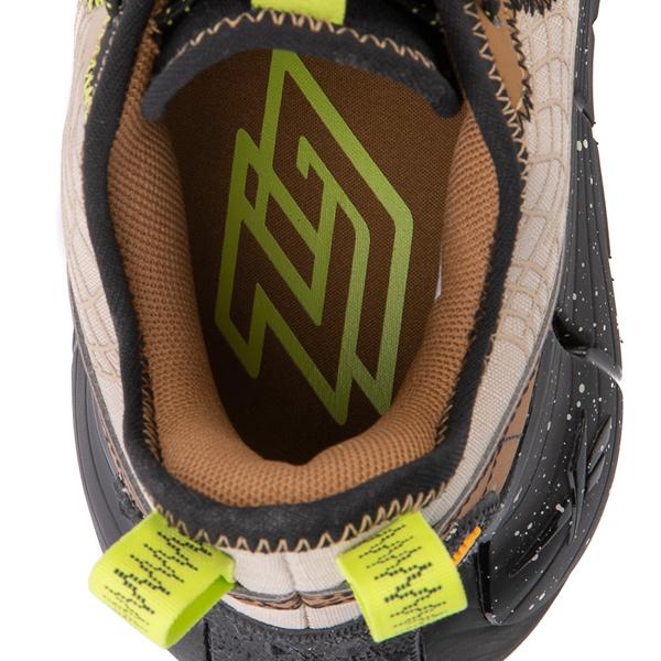 alternate view Mens Reebok Zig Kinetica II Edge Athletic Shoe - Modern Beige / SepiaALT2B