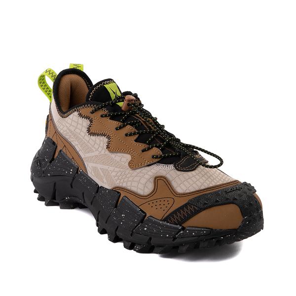 alternate view Mens Reebok Zig Kinetica II Edge Athletic Shoe - Modern Beige / SepiaALT5