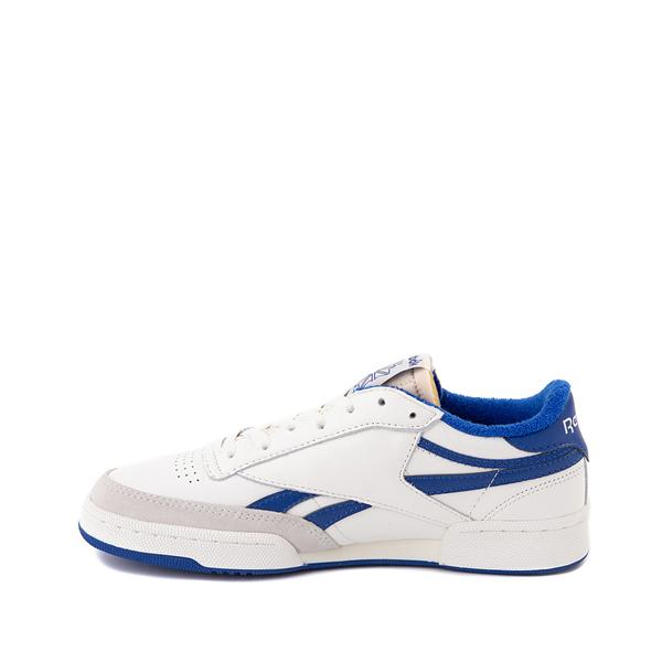 alternate view Mens Reebok Club C Revenge Vintage Athletic Shoe - Chalk / Collegiate RoyalALT1