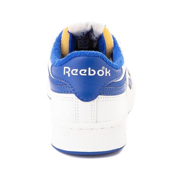 alternate view Mens Reebok Club C Revenge Vintage Athletic Shoe - Chalk / Collegiate RoyalALT4