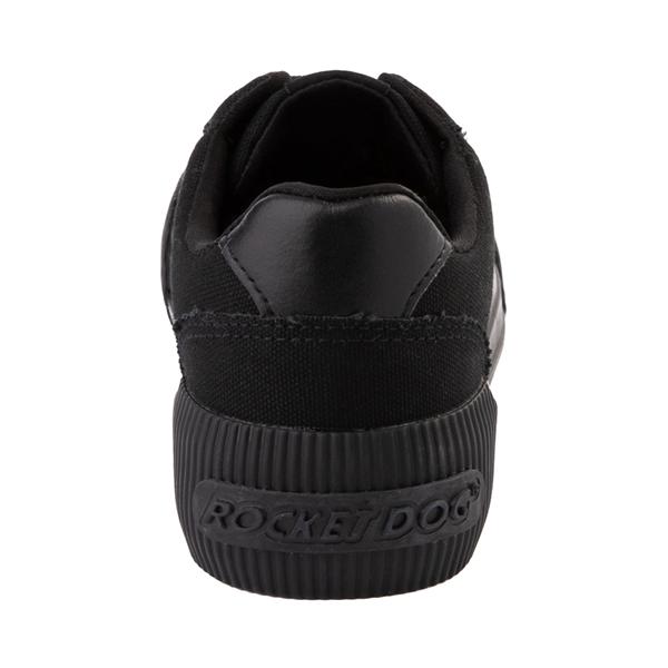 alternate view Womens Rocket Dog Cheery Sneaker - BlackALT4