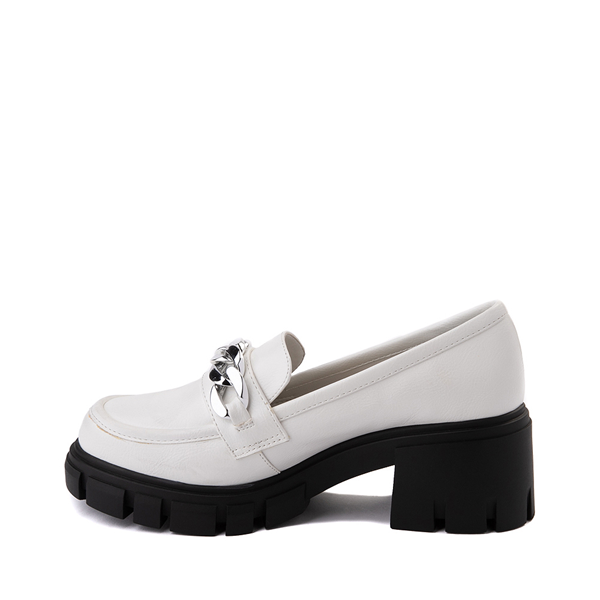 alternate view Womens Dirty Laundry Nirvana Chill Casual Shoe - WhiteALT1