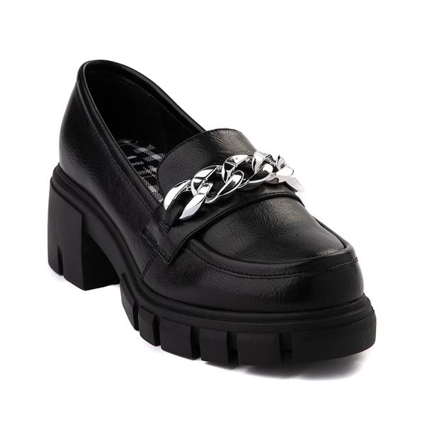 alternate view Womens Dirty Laundry Nirvana Chill Casual Shoe - BlackALT5