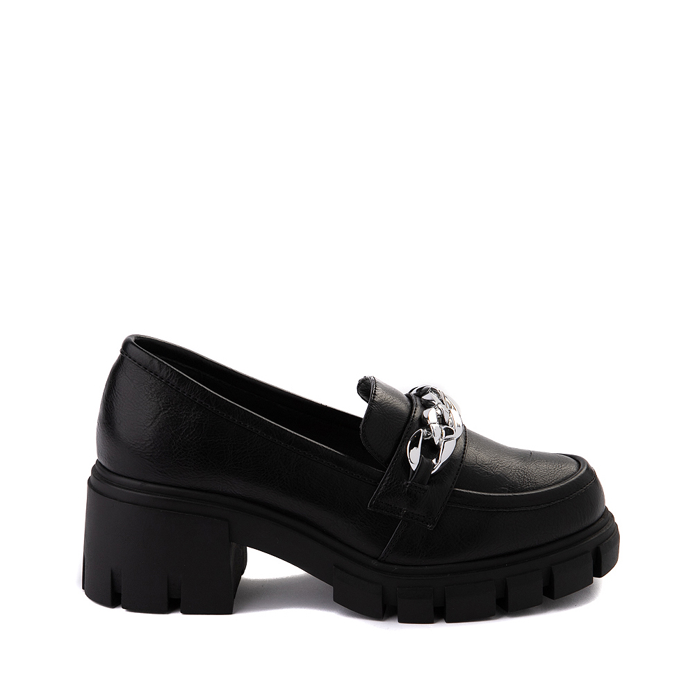 Womens Dirty Laundry Nirvana Chill Casual Shoe - Black